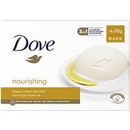 DOVE Supreme Creamoil krémová tableta s olejom 4×100 g - Tuhé mydlo