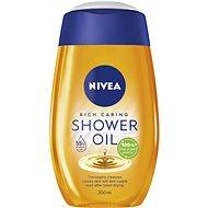 NIVEA Sprchový olej Natural Oil 250ml - Sprchový olej