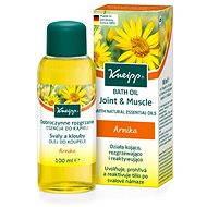 Kneipp Olej do kúpeľa Svaly a kĺby 100 ml - Olej do kúpeľa