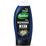 RADOX Men Feel stimulated orange & tea tree 2v1 250 ml - Pánsky sprchovací gél