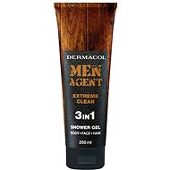 DERMACOL Men Agent Extreme Clean 250 ml