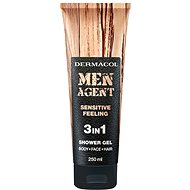 DERMACOL Men Agent Sensitive Feeling 250 ml