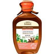 GREEN PHARMACY Sprchový olej Mandarínka a škorica 250 ml