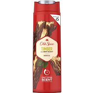 OLD SPICE Timber With Mint 400 ml - Pánsky sprchovací gél