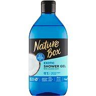 NATURE BOX Shower Gel Coconut Oil 385 ml - Sprchový gél