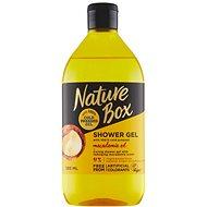 NATURE BOX Shower Gel Macadamia Oil 385 ml - Sprchový gél