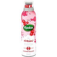 RADOX Feel Vivacious 200 ml - Sprchová pena