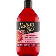 NATURE BOX Shower Gel Pomegranate 385 ml - Sprchový gél