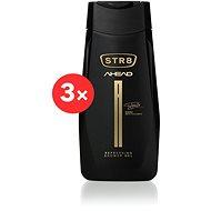 STR8 Ahead Shower Gel 3 × 250 ml - Pánsky sprchovací gél