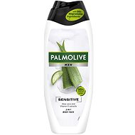 PALMOLIVE For Men Green Sensitive Shower Gel 2in1 500 ml - Pánsky sprchovací gél