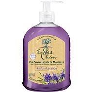 LE PETIT OLIVIER Pure Liquid Soap of Marseille - Lavender Perfume 300ml - Liquid Soap