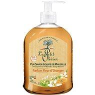 LE PETIT OLIVIER Pure Liquid Soap of Marseille – Orange Blossom 300 ml - Tekuté mydlo