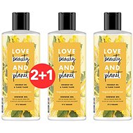 LOVE BEAUTY AND PLANET Tropical Hydratation Shower Gel 500 ml 2 + 1