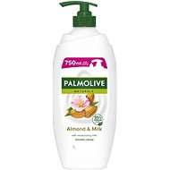 PALMOLIVE Naturals Almond Milk Pumpa 750 ml - Sprchový gél