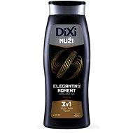 DIXI Muži Sprchovací gél 3 v 1 Elegantný moment 400 ml - Pánsky sprchovací gél