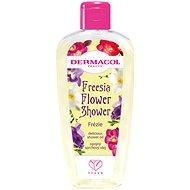 DERMACOL Flower Shower Oil Frézia, 200 ml - Sprchový olej