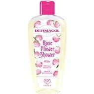DERMACOL Flower Shower Oil Ruža, 200 ml - Sprchový olej