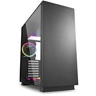 Sharkoon PURE STEEL RGB - Počítačová skriňa