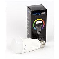 Shelly Bulb, smart žárovka RGBW, WiFi