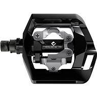 Shimano MTB PD-T421 CLICK'R zarážky SM-SH56 black - Pedále
