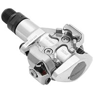 Shimano MTB PD-M505 SPD zarážky SM-SH51 silver - Pedále