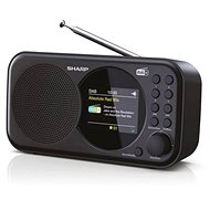Sharp DR-P320 BK - Rádio