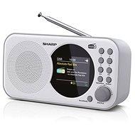 Sharp DR-P320 WH - Rádio