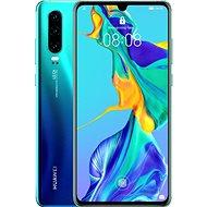 Huawei P30 gradientný modrý
