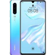 Huawei P30 gradientný biely