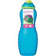 SISTEMA 700 ml Davina Online Range Blue - Fľaša na vodu