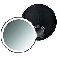 Simplehuman Sensor Compact vreckové, čierne - Kozmetické zrkadlo