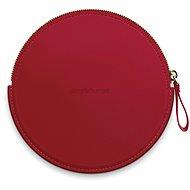 Simplehuman Sensor Compact Zip Case červené puzdro so zipsom pre vreckové zrkadlá ST9004 - Cestovné puzdro