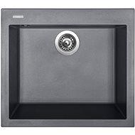 Sinks CUBE 560 Titanium - Granitový drez