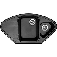 SINKS LOTUS 960.1 Metalblack - Granitový drez