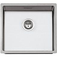Sinks BOX 500 RO 1,0 mm - Nerezový drez
