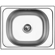 Sinks CLASSIC 500 V 0,6 mm matný - Drez