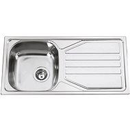 Sinks OKIO 860 V 0,5 mm matný - Drez