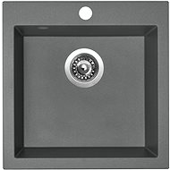 SINKS VIVA 455 Titanium - Granitový drez