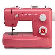 SINGER SIMPLE 3223 RED - Šijací stroj