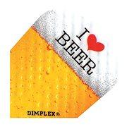 Harrows Dimplex flight - Letky
