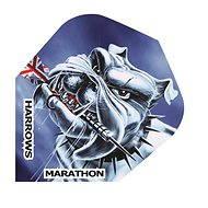 Harrows Marathon flight - Letky