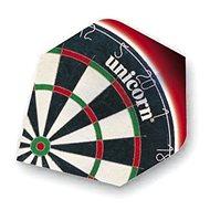 Unicorn Core.75 Plus Dartboard - Letky