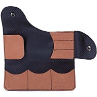 Unicorn Fajita Wallet – Hnedá/Čierna - Puzdro