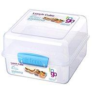SISTEMA 1.4 L Lunch Cube To Go Blue Online Range - Desiatový box