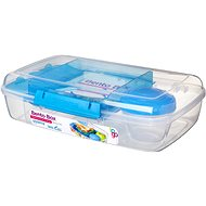 SISTEMA 1,76 l Bento Box To Go Blue Online Range - Desiatový box