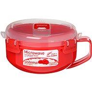 SISTEMA 850 ml Breakfast Bowl Microwave - Dóza