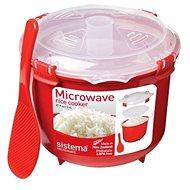 SISTEMA 2,6 L Rice Steamer Microwave - Príslušenstvo