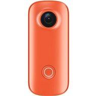 SJCAM C100 oranžová - Outdoorová kamera