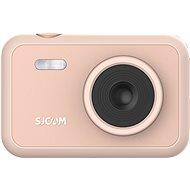 SJCAM F1 FunCam ružová - Outdoorová kamera