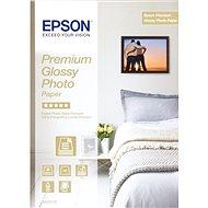 Epson Premium Glossy Photo 10 × 15 cm 15 listov
